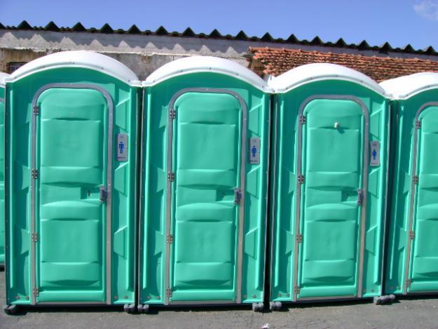 banheiro quimico container