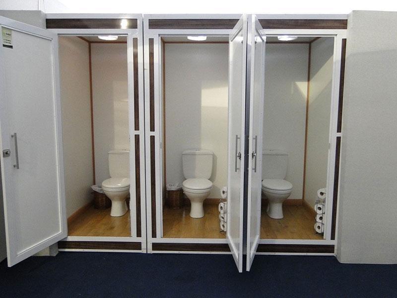 banheiro quimico de luxo