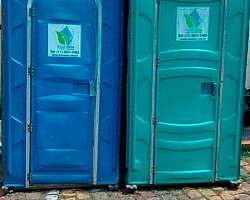Orçamento de banheiro móvel