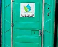 Comprar banheiro químico para obra