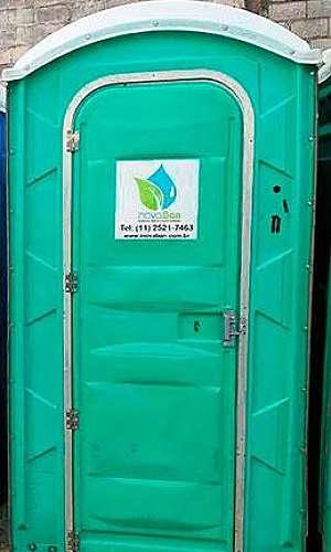 Aluguel de banheiro químico sp preço