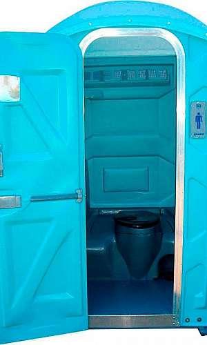 Banheiros de luxo para festas