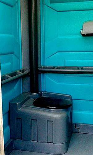 Banheiros químicos para cadeirante
