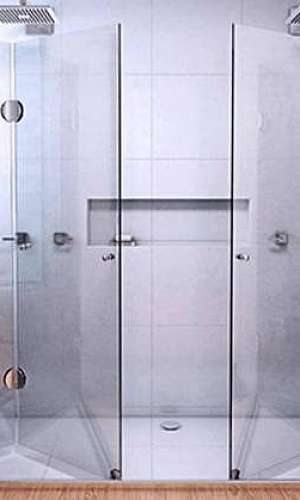 Box banheiro de vidro