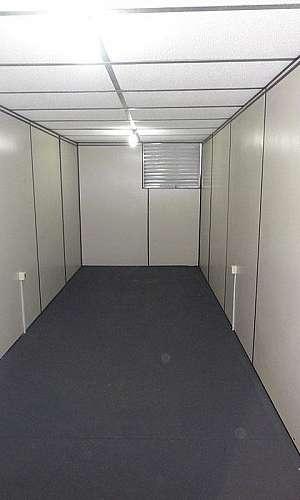 Container escritório com banheiro