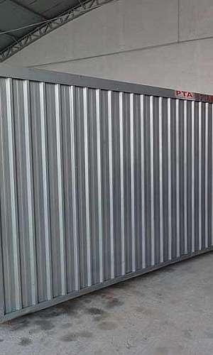 Container usado a venda preço