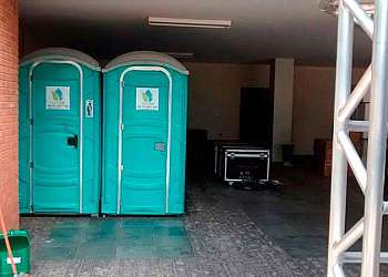 Locação de banheiros químicos em são paulo